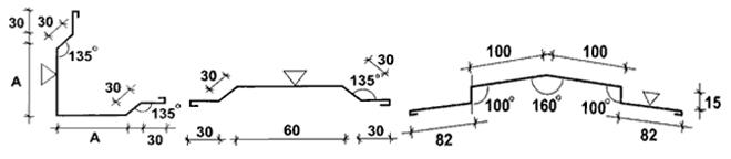 Производство фасонных элементов